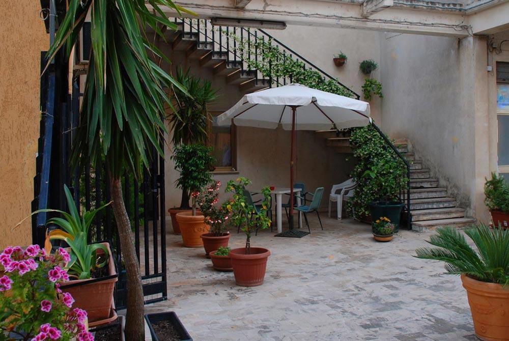 Foto dell'esterno del B&B Sant'Eufemia in Calabria